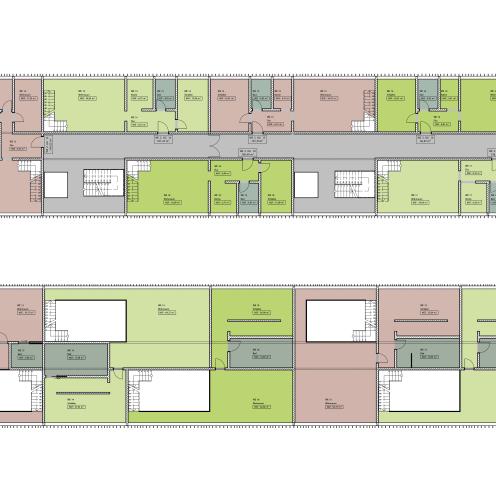 Maisonett-Wohnung