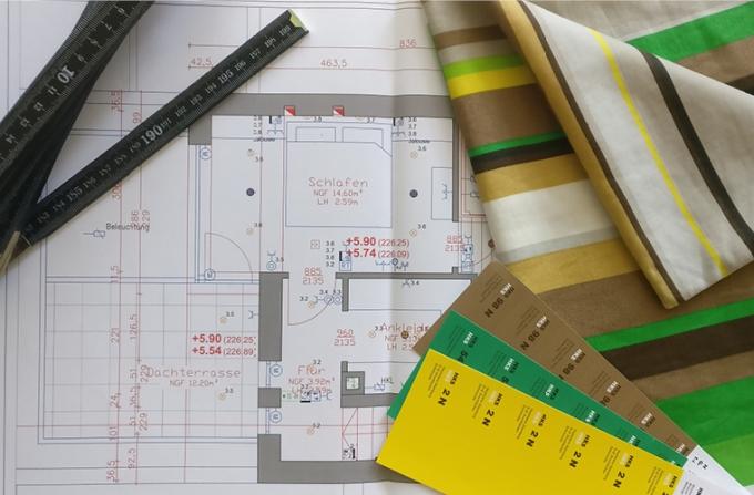 Beruf innenarchitekt  Innenarchitekten suchen doch nur Vorhänge und Tapeten aus. Oder ...