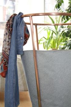 kurv mit Jeans